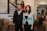Clara Mamet, Lenny Venito, and Jami Gertz on The Neighbors.