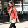 Katie Holmes at SoulCycle