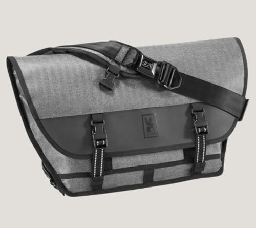 London Transport Citizen Messenger Bag ($160)