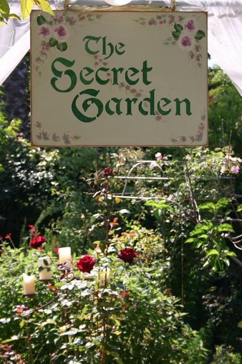 Garden sign b