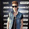 Justin Bieber Pictures in Sydney at Secret Show Performance