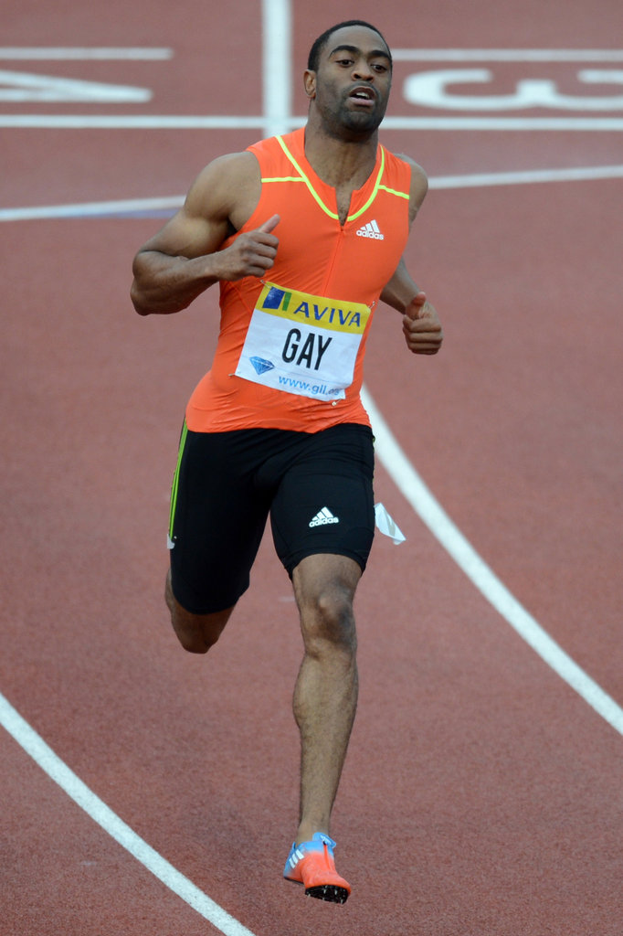 Tyson Gay (Track and Field)
