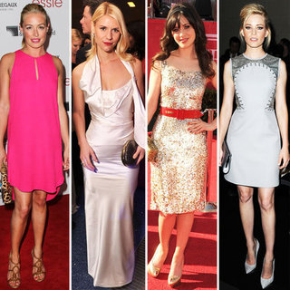 2012 Emmy Award Nominations Are Up: Scope These Stars Best Red Carpet Looks: Lena Dunham, Kristin Wiig, Michelle Dockery & more