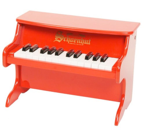 Schoenhut 25-Key Piano ($59)
