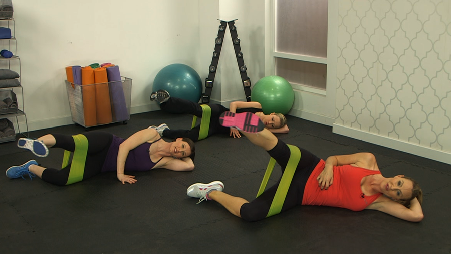Ten Minutes to Tone: Supermodel Butt-Sculpting Workout
