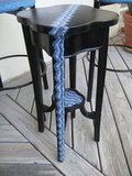 Handpainted Accent Table