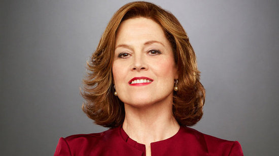 Sigourney Weaver Talks Playing a Woman Reminiscent of Hillary Clinton