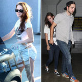 Robert Pattinson and Kristen Stewart Hold Hands During a Date Night