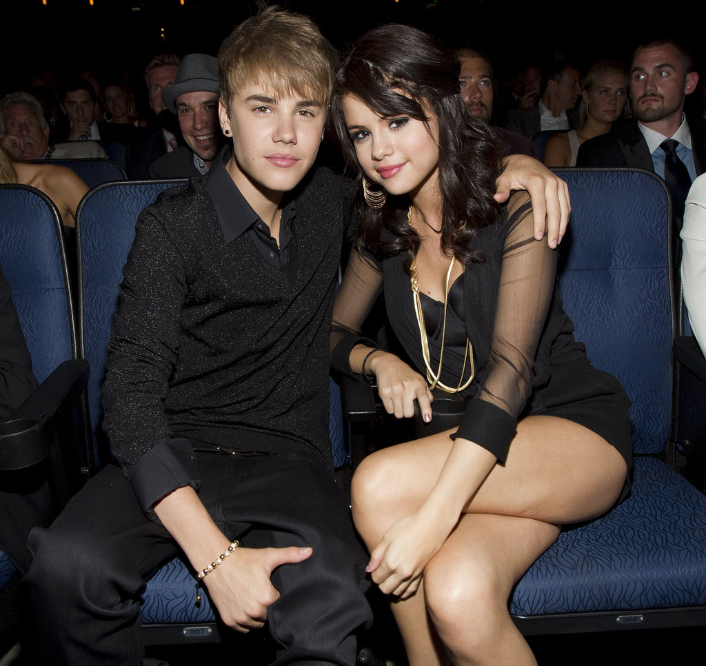 Selena Gomez cozied up to Justin Bieber in July 2011 at the ESPY Awards.