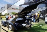 The Val Kilmer-era Batman Forever Batmobile.