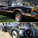 From Tumblers to Hot Rods: The Many Faces of the Batmobile