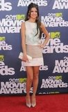 Selena went chic and ladylike in Giambattista Valli at the MTV Movie Awards in 2011.