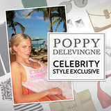 British beauty Poppy Delevingne shares her ultimate Summer wish list with us!