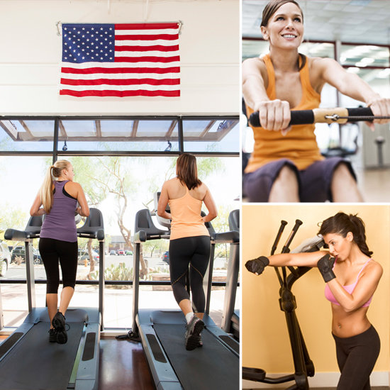 Go For Gold: Workout Ideas Inspired by the Olympics
