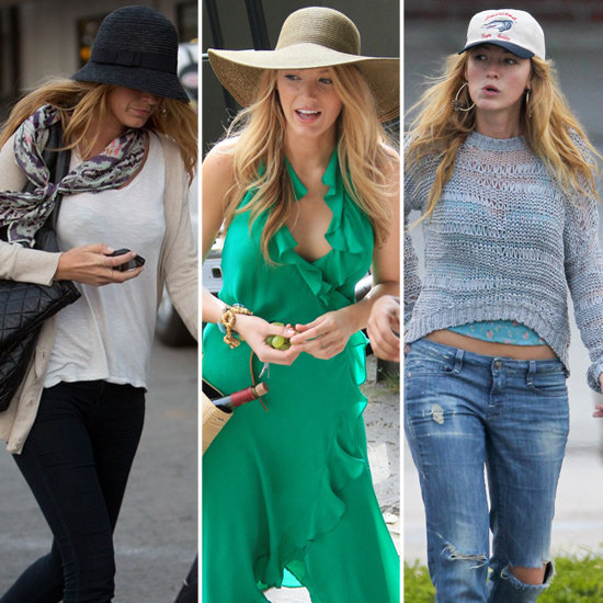 Blake Lively Wears Many Different Hats — See and Shop Them All!