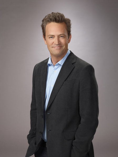 Matthew Perry from Go On.
