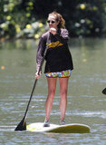 Julia Roberts enjoyed a Summer vacation.