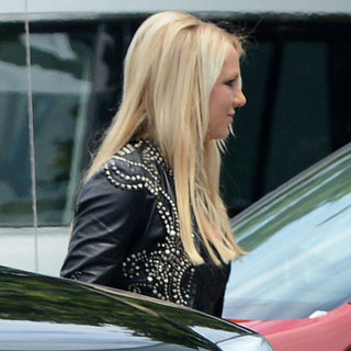 Britney Spears at Miami X Factor Auditions | Pictures