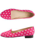 Doesn't this polka-dot pair make you want to go to a sock hop? We're loving the '50s-cool Minnie Mouse vibe they give off. American Apparel Polka Dot Loafer ($95)