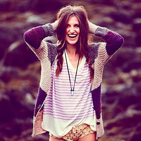 Free People Hits the Maine Coast, Naturally, to Perfect Summer's Beach Vibe