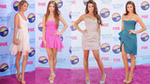 Selena Gomez Leads the Pack in Her Hot-Pink Mini at the Teen Choice Awards