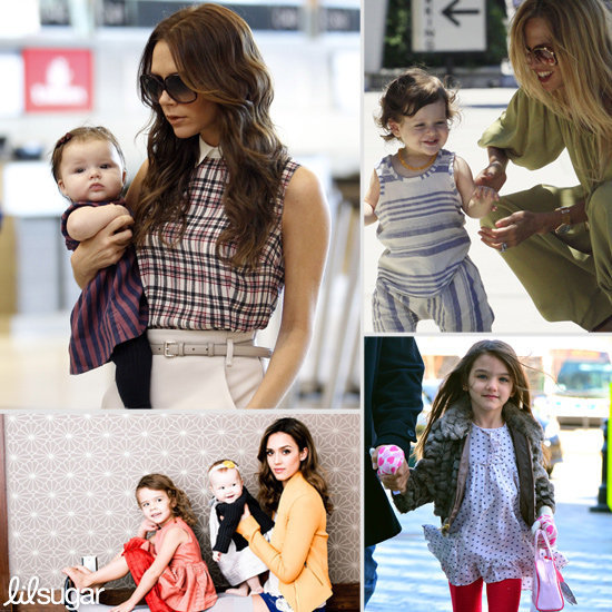 These Trendy Tots Prove It's Never Too Early to Dress Well