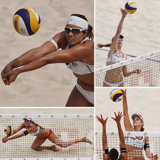 It's USA vs. USA in Today's Women's Beach Volleyball Gold Medal Match