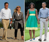 Romneys vs. Obamas