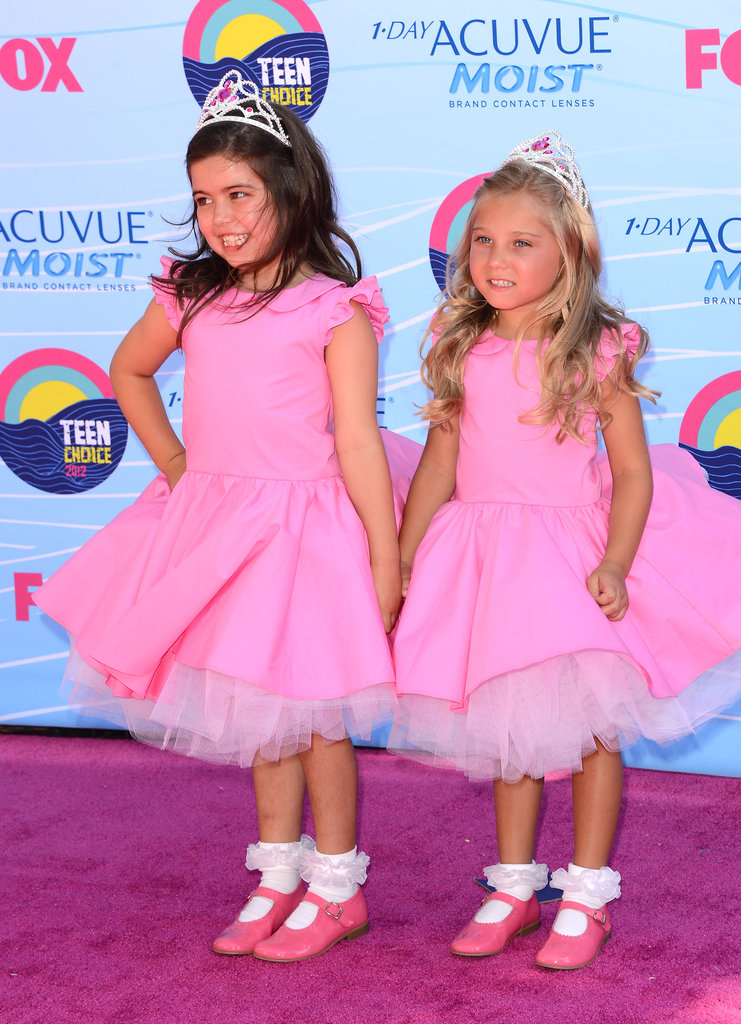 Sophia Grace Brownlee and Rosie McClelland