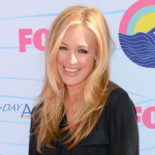 Cat Deeley's Beauty Look at the 2012 Teen Choice Awards
