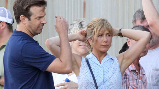 See Jennifer Aniston on Set in Her New Role — as a Prostitute!