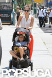 Jessica Alba Takes on the Big Apple With Honor and Haven