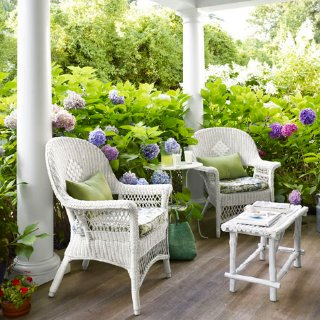 Porch and Patio Decorating Tips