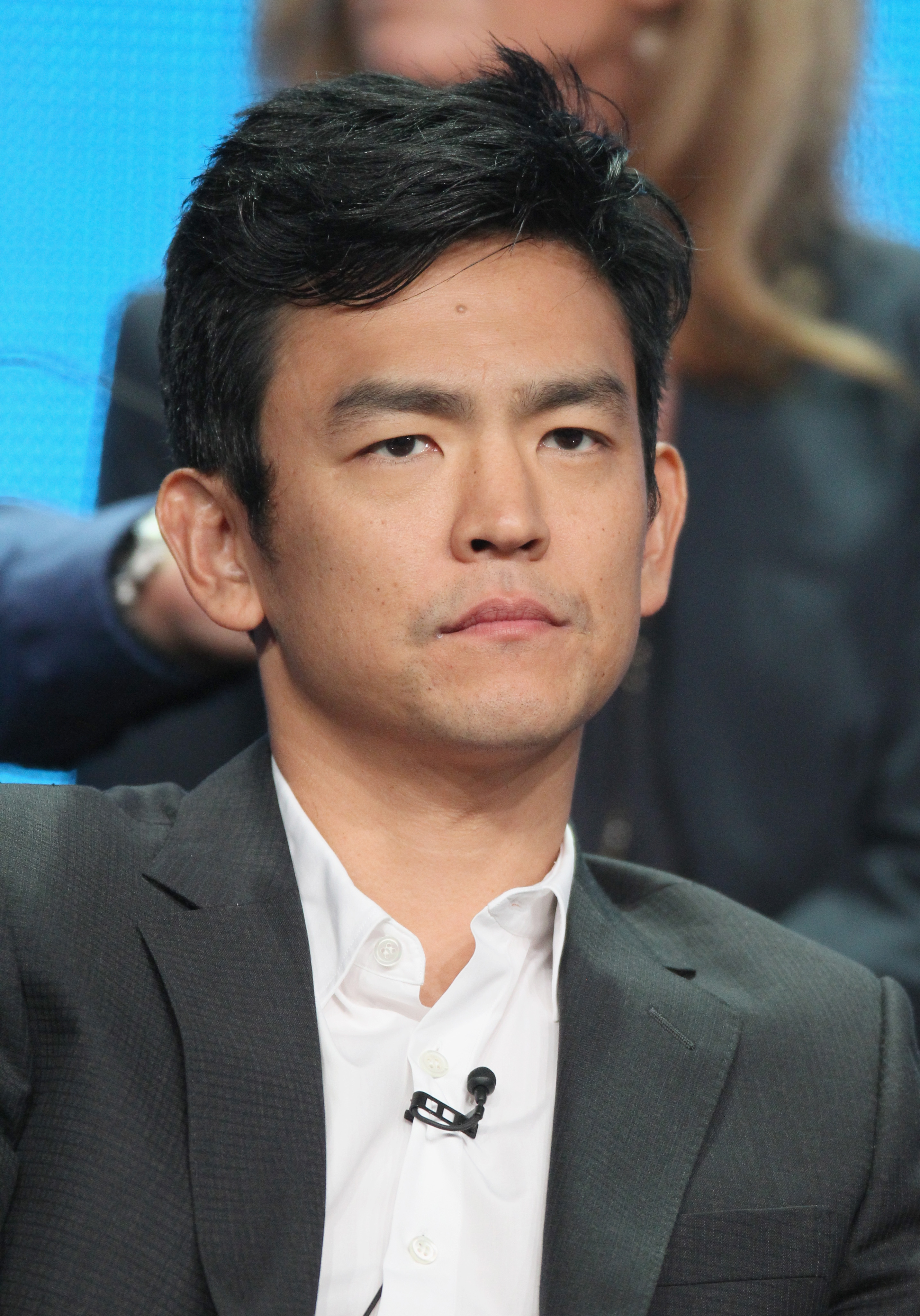 John Cho plays Matthew Perry's boss in the NBC pilot.