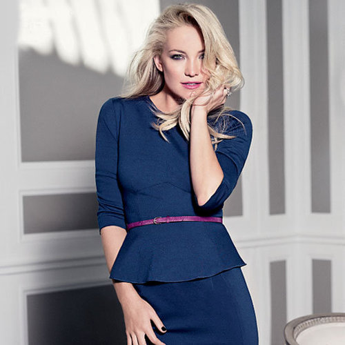 Kate Hudson For Ann Taylor Fall Ads 2012