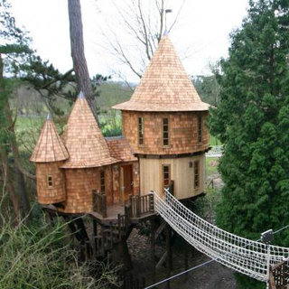 Luxury Tree House Purchased By J.K. Rowling