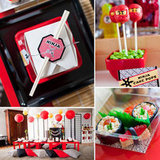 Ninja Skills! A Bold Lego Ninjago Birthday Party