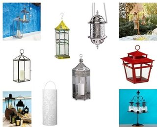 Roundup:  Metal Lanterns For Outdoor Spaces