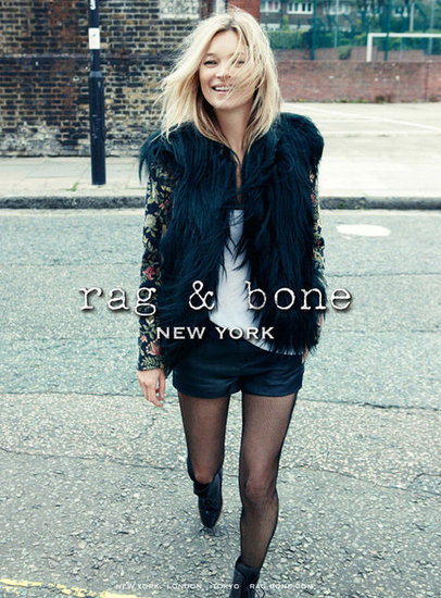 Rag & Bone Fall 2012 Ad Campaign