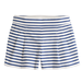 This preppy, striped pair of bottoms will be a sweet way to pay homage along with a silky red button-down for an afternoon watching the games.