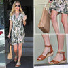 Kate Bosworth Wearing H&M Dress