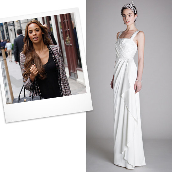 Wedding Dresses Engaged British Celebrities Should Wear 2012