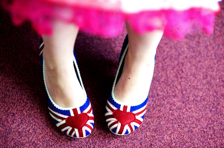 Union Jack Shoes