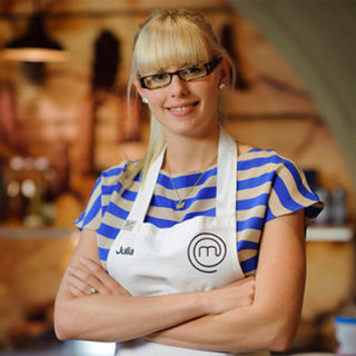 Interview With MasterChef 2012 Runner-Up Julia Taylor on Confidence, TV Portrayal and Dessert Pop-Up Bar