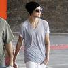 Justin Bieber and Sister Jazzy at Target | Pictures