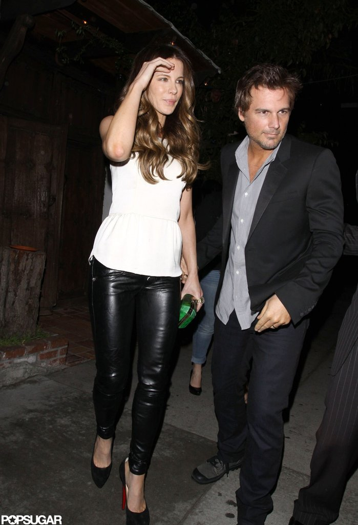 Kate Beckinsale and Len Wiseman celebrated her 39th birthday.