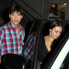 Ashton Kutcher and Mila Kunis Date Pictures