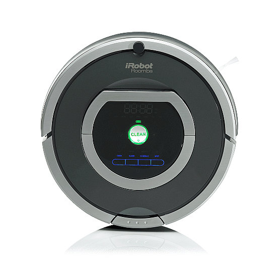 Roomba Vacuum-Cleaning Robot