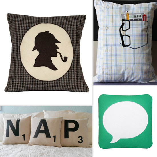 Geeky Throw Pillows