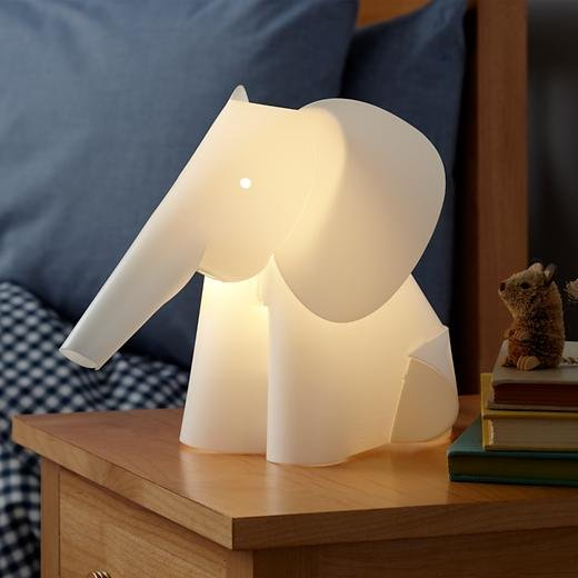 The Land of Nod Elephant Night Light ($99)